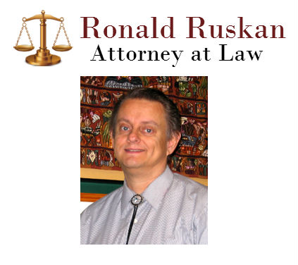 Ronald Ruskan, Attorney At Law